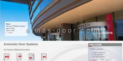 سرویس و تنظیمات سیستم درب اتوماتیک تورمکس Tormax 2201