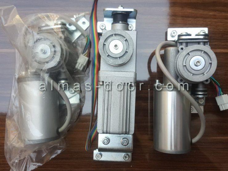 موتور چینی درب اتوماتیک شیشه ای