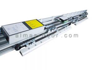 اپراتور درب اتوماتیک شیشه ای هالوکس Holux X2