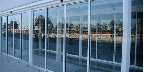 قیمت شیشه درب اتوماتیک